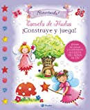 Escuela de Hadas. ¡Construye y juega! (Castellano - A Partir De 6 Años - Manipulativos (Libros Para Tocar Y Jugar), Pop-Ups - ¡Construye Y Juega!)