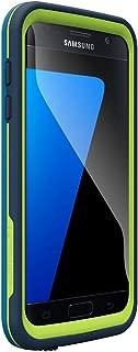 LifeProof FRĒ SERIES Waterproof Case for Samsung Galaxy S7 - Retail Packaging - BANZAI (COWABUNGA WAVE CRASH/LIME)