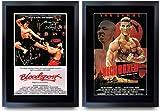 HWC Trading A3 FR BloodSport & Kickboxer-Kollektion