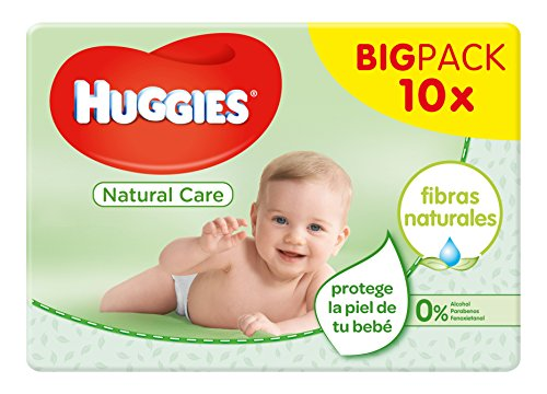 Huggies Natural Care - Toallitas para bebé