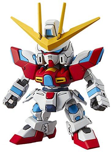 "Bandai Hobby SD EX-Standard 011 Try Burning Gundam Building Kit, Multi-Colored, 8"""