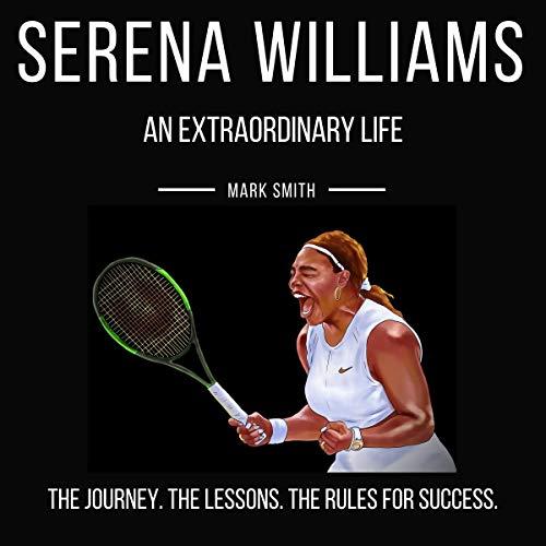 Serena Williams cover art