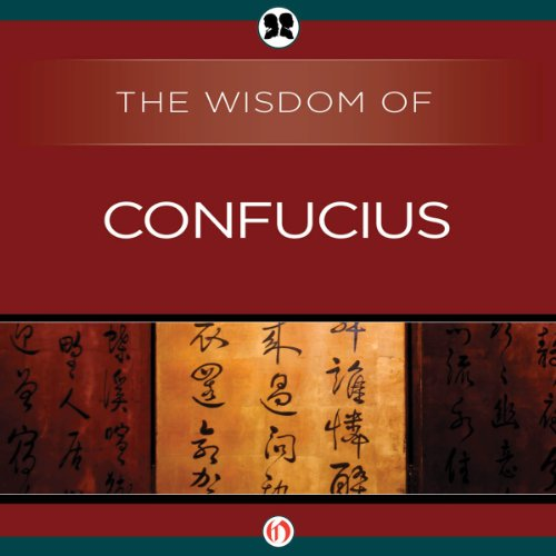 Wisdom of Confucius audiobook cover art