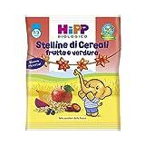 HiPP Bio Stelline Di Cereali Alla Frutta E Verdura Baby Snack Bio 30g