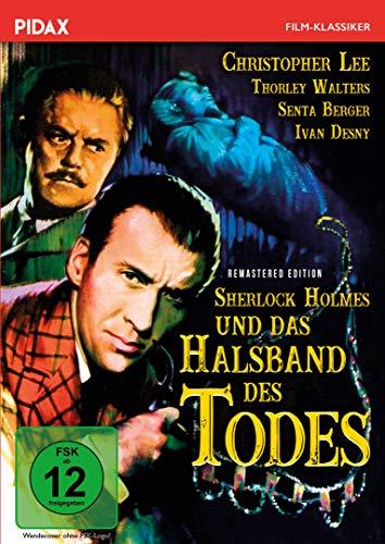Sherlock Holmes und das Halsband des Todes - Remastered Edition / Hochspannender Krimi mit Starbesetzung (Pidax Film-Klassiker)