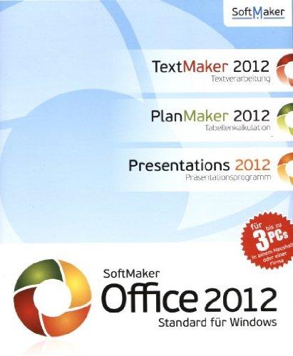 SoftMaker Office Standard 2012 für Windows [import allemand]