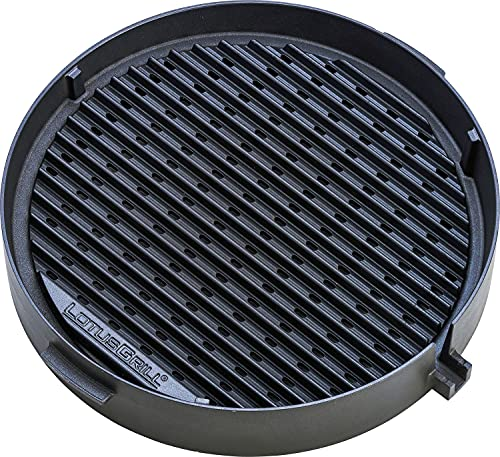 LotusGrill Grillplatte für G340, schwarz