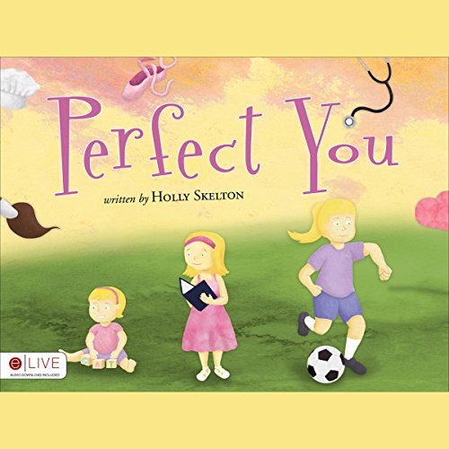 Perfect You audiobook cover art