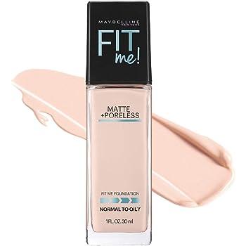 メイベリン フィットミー リキッド ファンデーション 108 明るい肌色(ピンク系)
