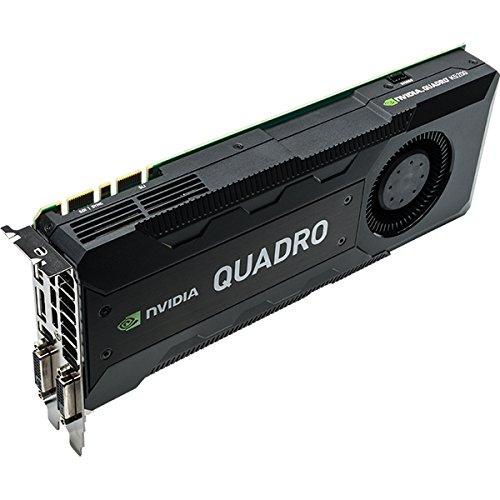 NVIDIA Quadro K5200 Grafikkarte (8 GB, 256 Bit, PCIe x16, Dell R93GX)