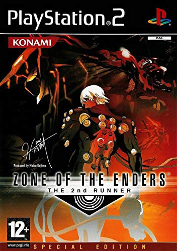 Zone of the Enders: The 2nd Runner (PlayStation 2) [importación inglesa]