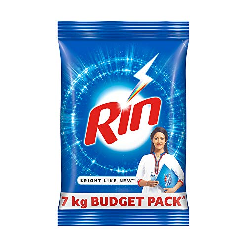 Rin Advanced Detergent Powder, Washing Powder For Stainless And...
