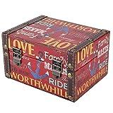 Caja de almacenamiento de estilo europeo, joyero, para regalo de...