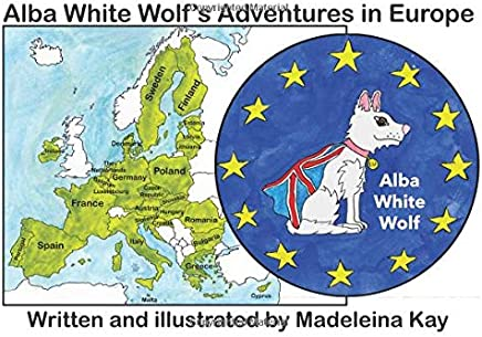 Alba White Wolfs Adventures In Europe