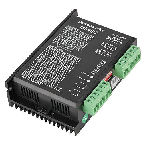 M545D 4.5A 24~50V Stepper Motor Driver CNC Controller,Stepper Motor Driver 2 Phrase Controller