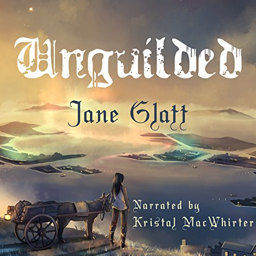 Unguilded audiobook cover art