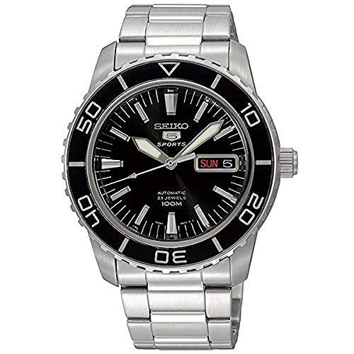 [セイコーimport] 腕時計 SNZH55JC 逆輸入品 シルバー [並行輸入品]