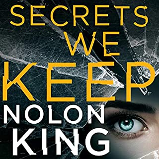 Secrets We Keep audiobook cover art