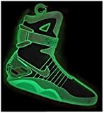 Chamber37 Glow in the Dark Back to the Future II Air Sneakers Keyring