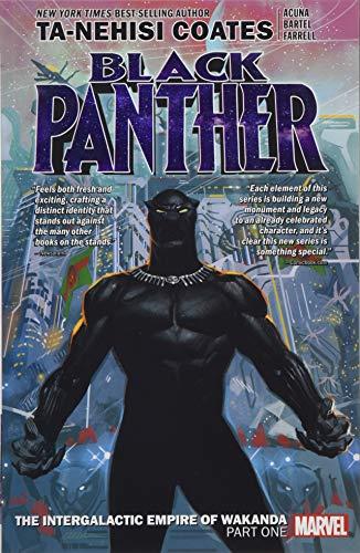 BLACK PANTHER BOOK 06 INTERGALACTIC EMPIRE WAKANDA
