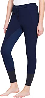 TuffRider Women's Ribb Full seat Breeches (Regular)