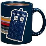 Doctor Who Keramik-Kaffeebecher     13. Dr. Rainbo