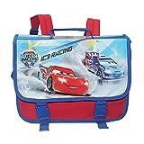 Cars - Mochila de 32 cm para guardería Ice Racing