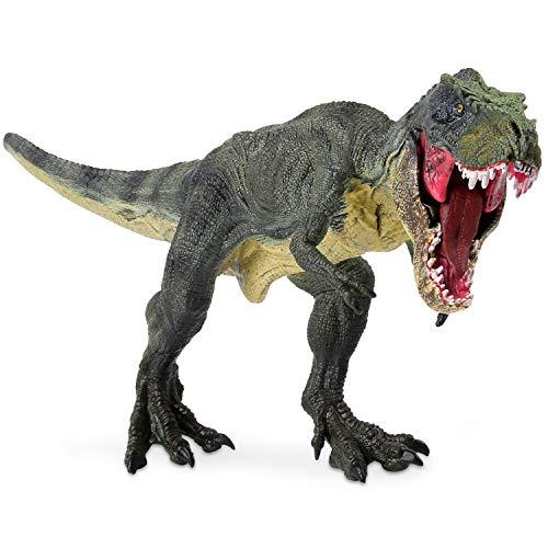 BeebeeRun Dinosaurier Spielzeug,Tyrannosaurus Rex großer Dinosaurier Figuren,T Rex,Dino Figur Spielzeug 3 Jahre Jungen Mädchen Kinder