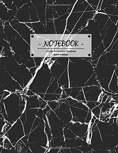 notebook journal Notebook: Unlined Notebook Journal