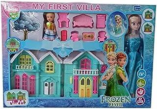 Frozen Doll House Girls
