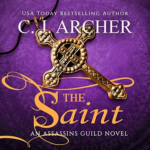 The Saint cover art