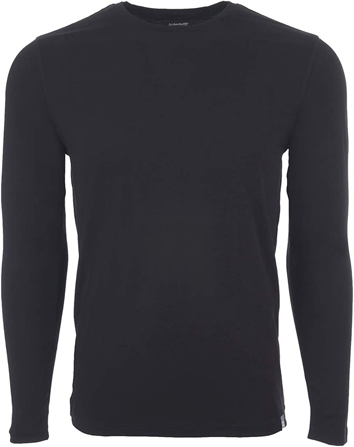 Avalanche Men's Free shipping New Challenge the lowest price of Japan ☆ Moisture Wicking Crewneck Blend Sleeve Wool Long