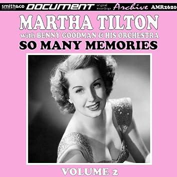Volume 20: So Many Memories, Vol. 2