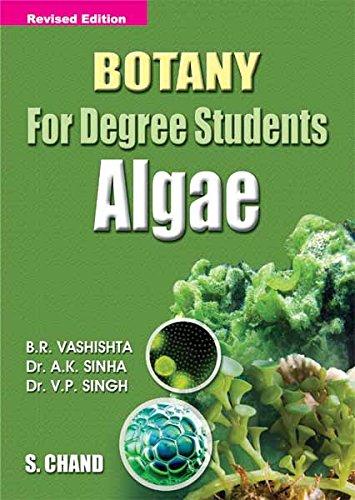 Botany for Degree Students: Algae (English Edition)