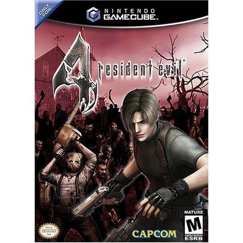 Resident Evil 4 - Gamecube by Capcom