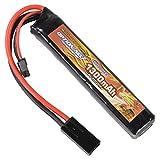 OPTION No.1 HIGH POWER LiPo7.4V 1300mAh GB-0041M