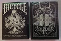 Bicycle Reverse Karnival Assassins Playing Cards