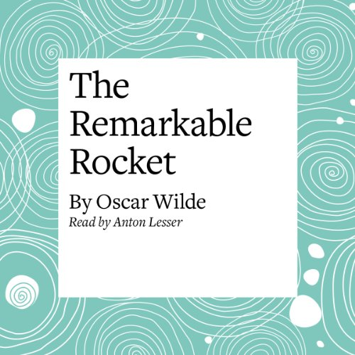 The Remarkable Rocket audiobook cover art