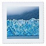 3dRose QS 87536_ 2Alaska, Glacier Bay National Park,