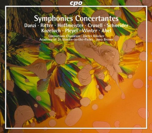 Symphonies Concertantes - Konzertante Sinfonien
