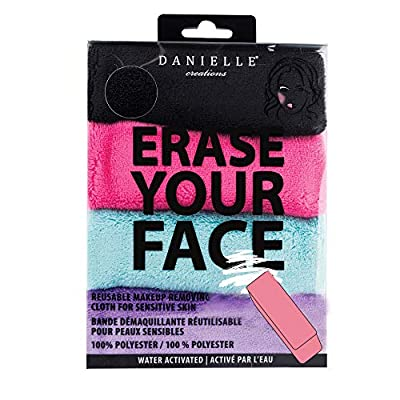 Erase Your Face Makeup Removing Cloth