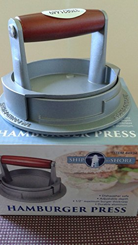 Sur La Table Adjustable Burger Press CC9272