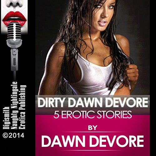Dirty Dawn Devore audiobook cover art