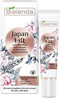 JAPAN LIFT Silnie nawilżający krem przeciwzmarszczkowy pod oczy 15 ml