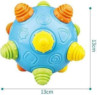 WDLY Baby Music Dancing Ball,Music Shake Dancing Ball, Jumping Activation Ball, for BPA Free Bouncing Sensory Developmental Ball Suitable for Boys and Girls