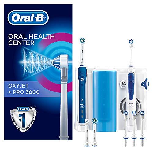 Braun OC203000 - Cepillo de dientes eléctrico de rotación, 8800 rpm, 2...