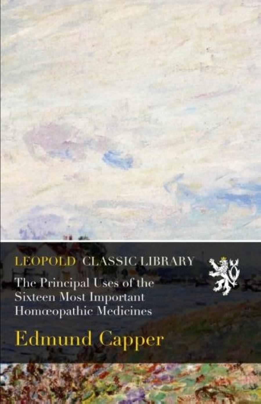 お客様いらいらするチャペルThe Principal Uses of the Sixteen Most Important Hom?opathic Medicines