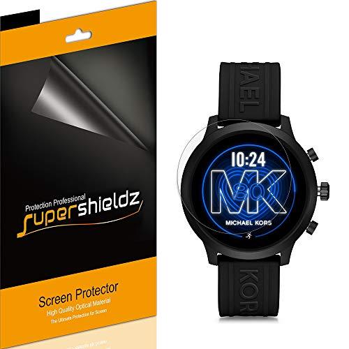 (6 Pack) Supershieldz for Michael Kors Access Gen 4 MKGO Smartwatch Screen Protector, (MKT5070, MKT5071, MKT5072, MKT5073, MKT5094) Anti Glare and Anti Fingerprint (Matte) Shield