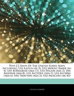 小さくてコンパクト USSラッセン(Ae-3)、USSを含む、米国海軍のタイプC2船に関する記事..