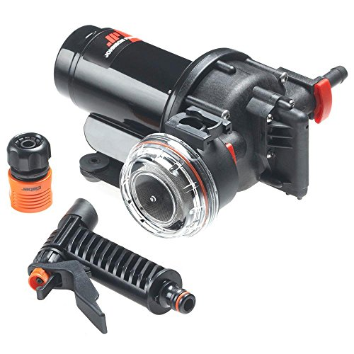 10-13395-103 Johnson Pump Aqua Jet 3.5 GPM Water Pressure System 12V